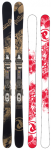 P03 Freestyle True Twin Gold & Binding SP 12 Black