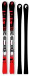 P02 Carving Plus 155 Black/Red & Binding Freeflex 14