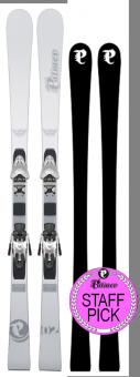 P02 Carbon 163 White/Silver & Binding LD 12 Silver