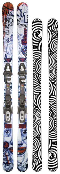 P01 Freestyle Twin Face & Binding SP 12 Black