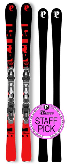 P02 Carving Plus 155 Black/Red & Binding Freeflex Pro 11 Black
