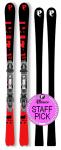 P02 Carving Plus 155 Black/Red & Binding Speedflex Pro 11 Black
