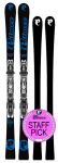 P02 Carbon Plus 155 Black/Blue & Binding Speedfelx Pro 11 Black