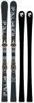P02 Carbon Plus 172 Black/Silver & Binding RX 12 Black